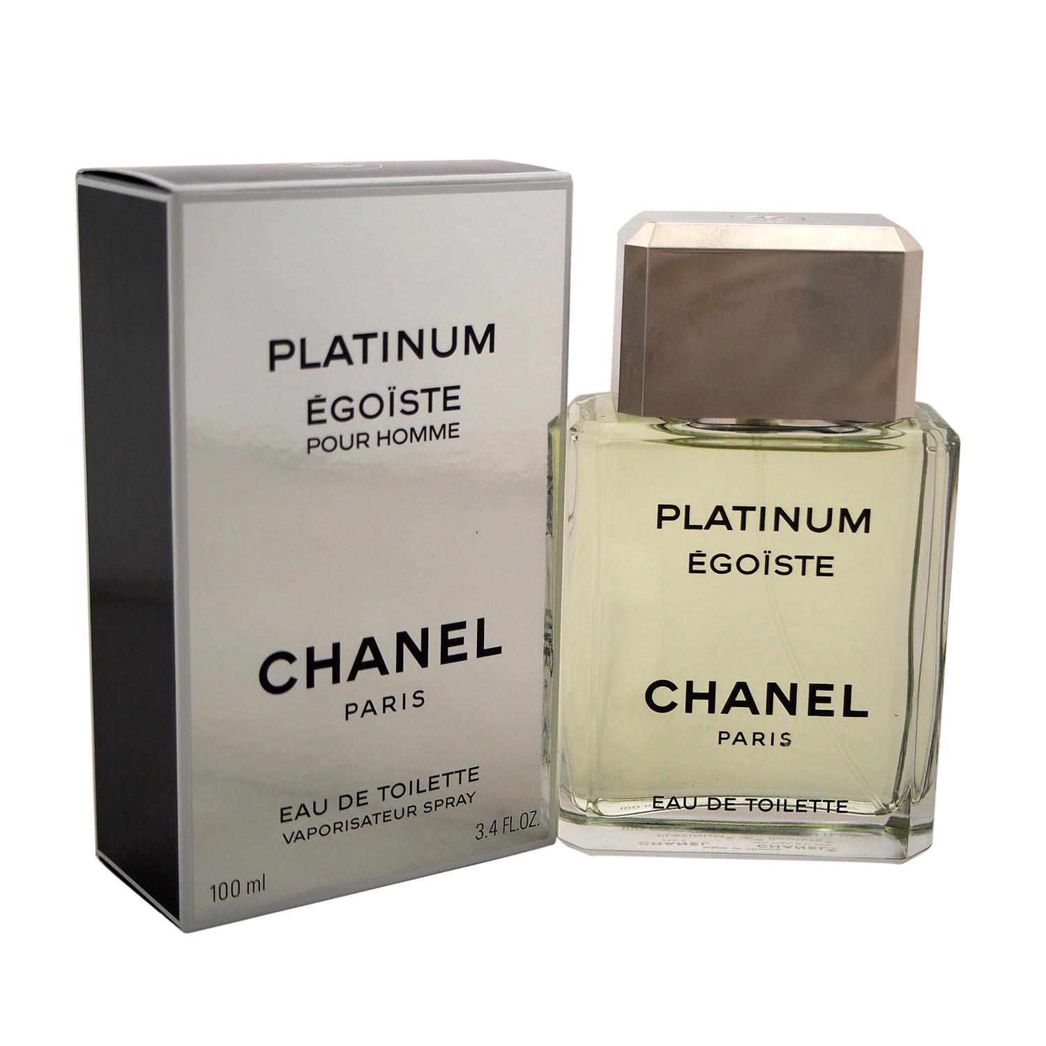 Chanel egoiste platinum eau de toilette 100ml