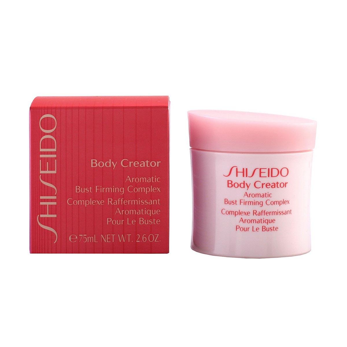 Shiseido body creator aromatic bust firming complex 75ml