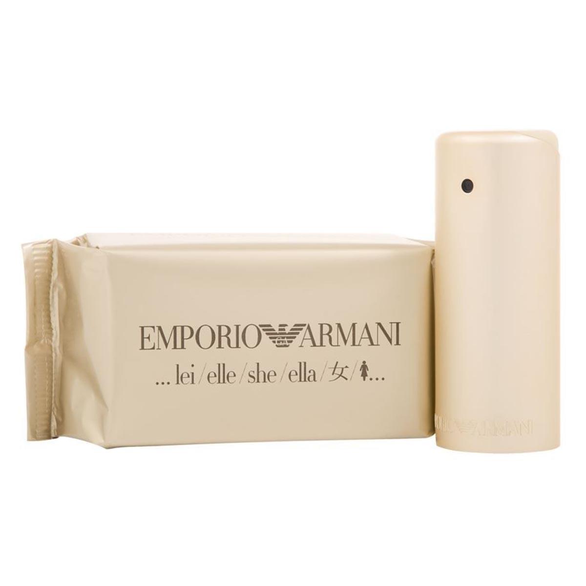Giorgio armani emporio armani elle eau de parfum 30ml vaporizador