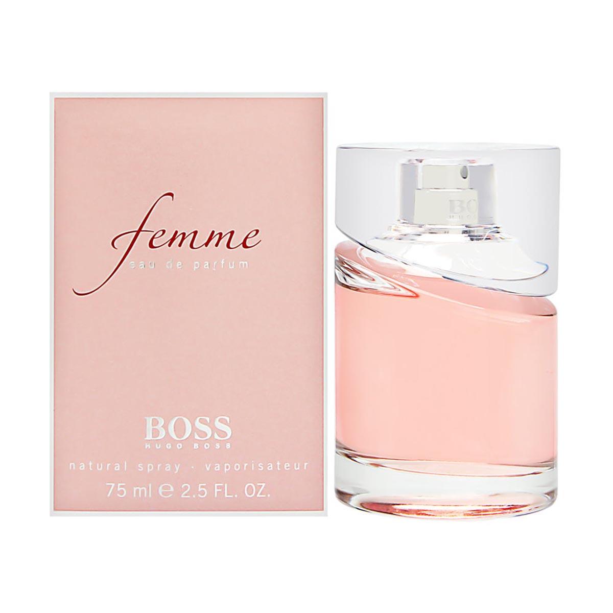 Hugo boss by femme eau de parfum 50ml vaporizador
