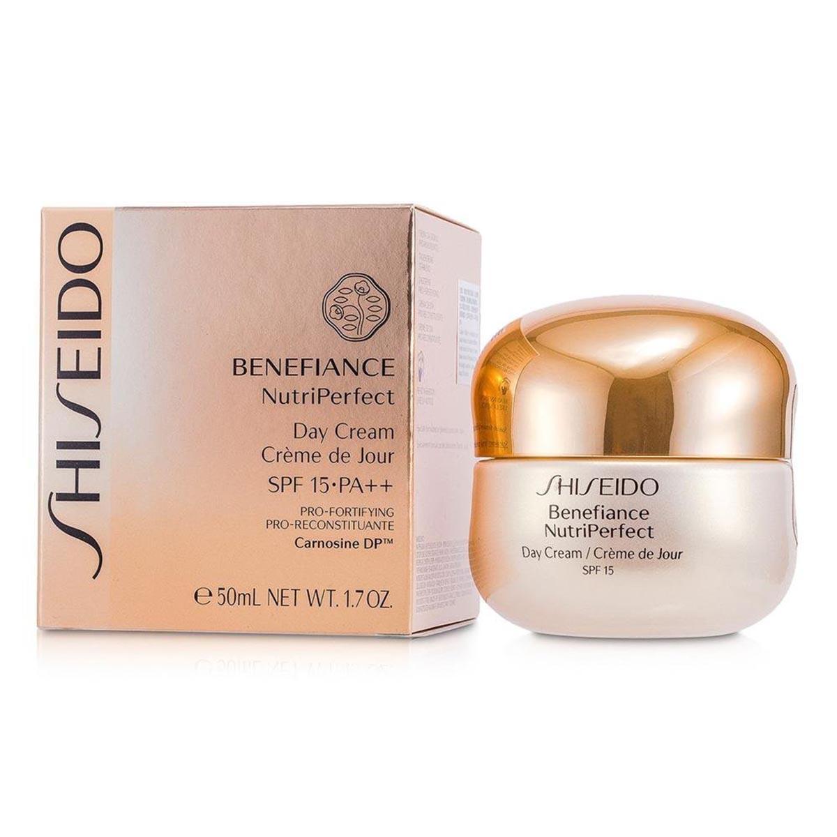 Shiseido benefiance nutriperfect crema day 50ml