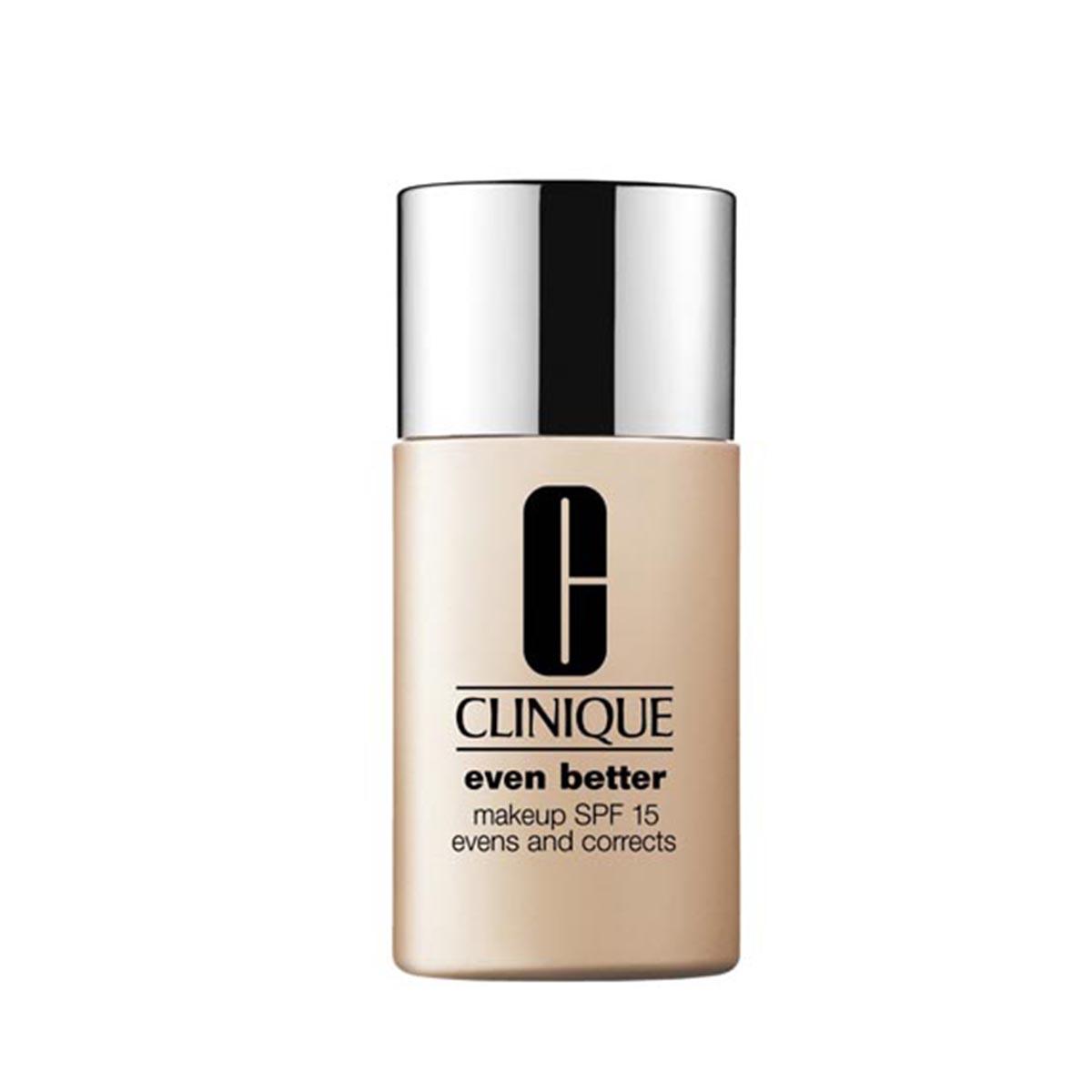 Clinique maquillaje even better 70 vanilla