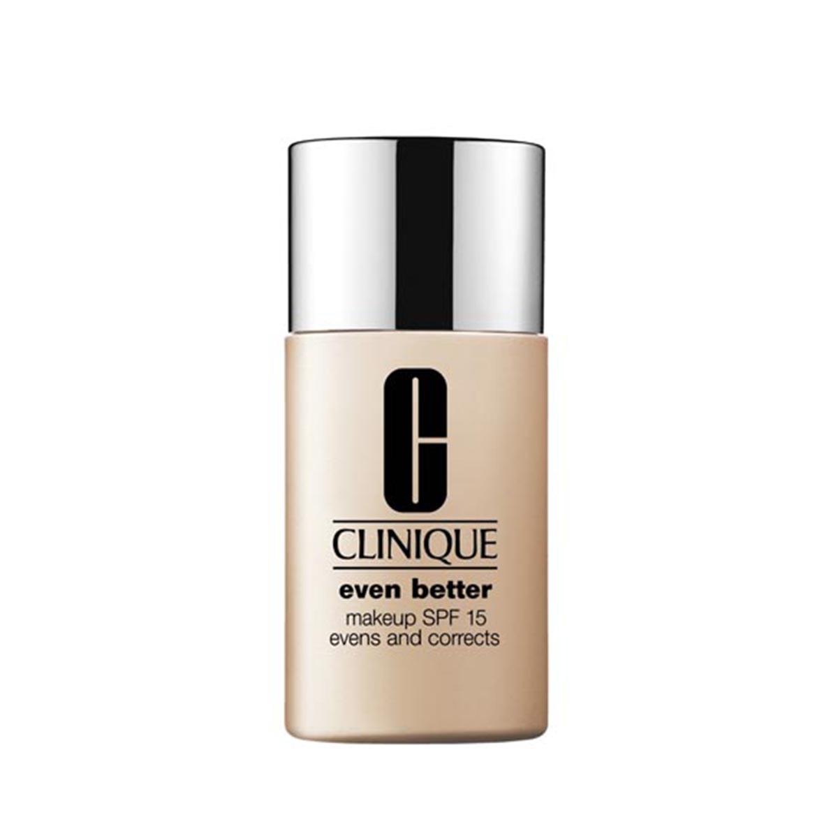Clinique even better spf15 makeup cn74