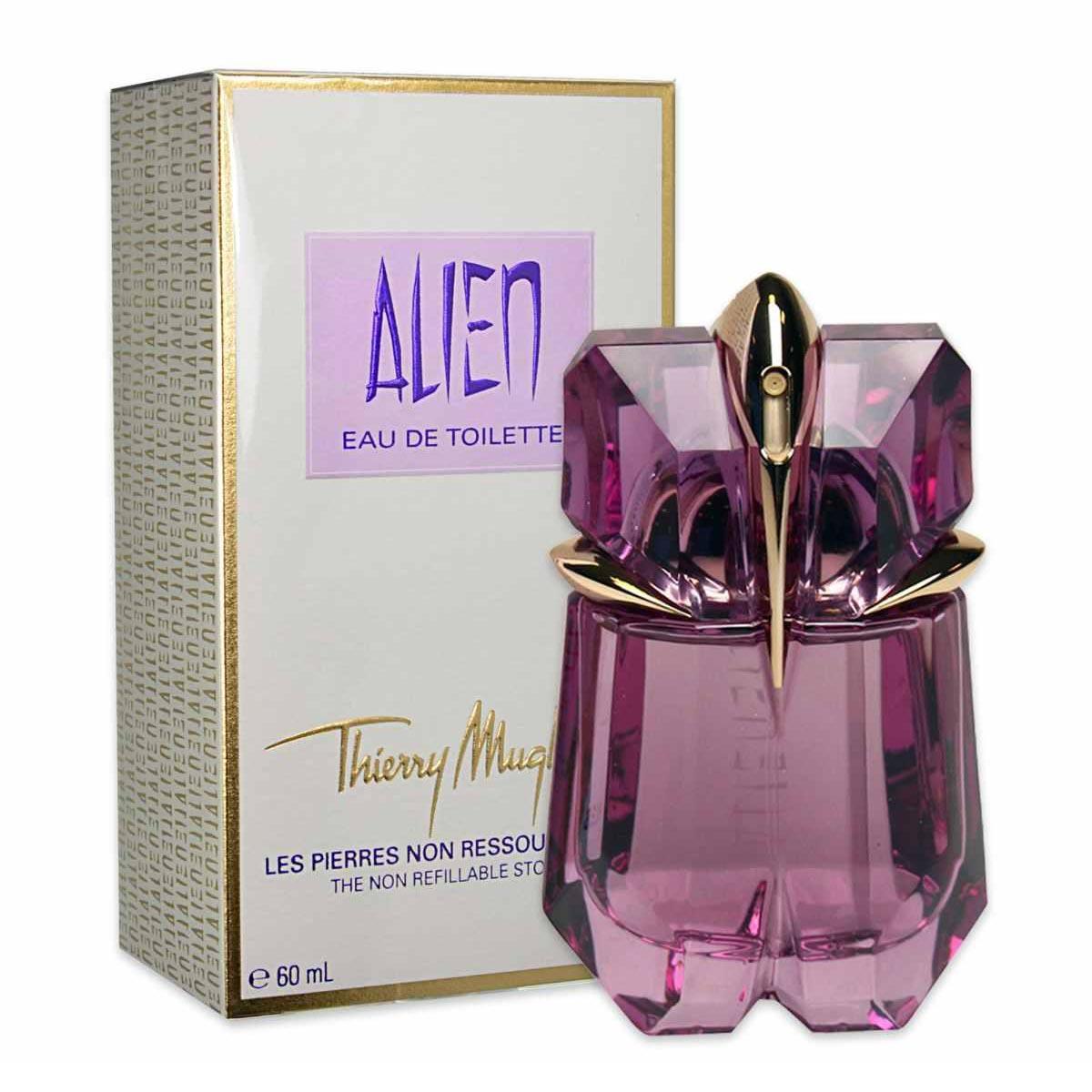 Thierry mugler alien eau de toilette 60ml vaporizador