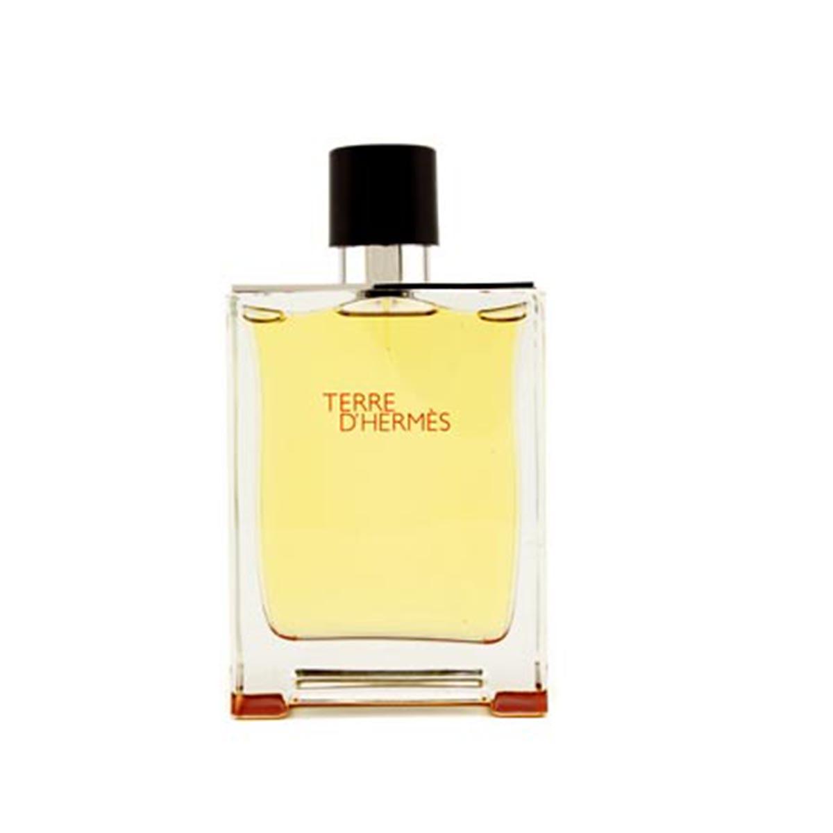 Hermes terre d hermes pour homme eau de parfum 200ml vaporizador