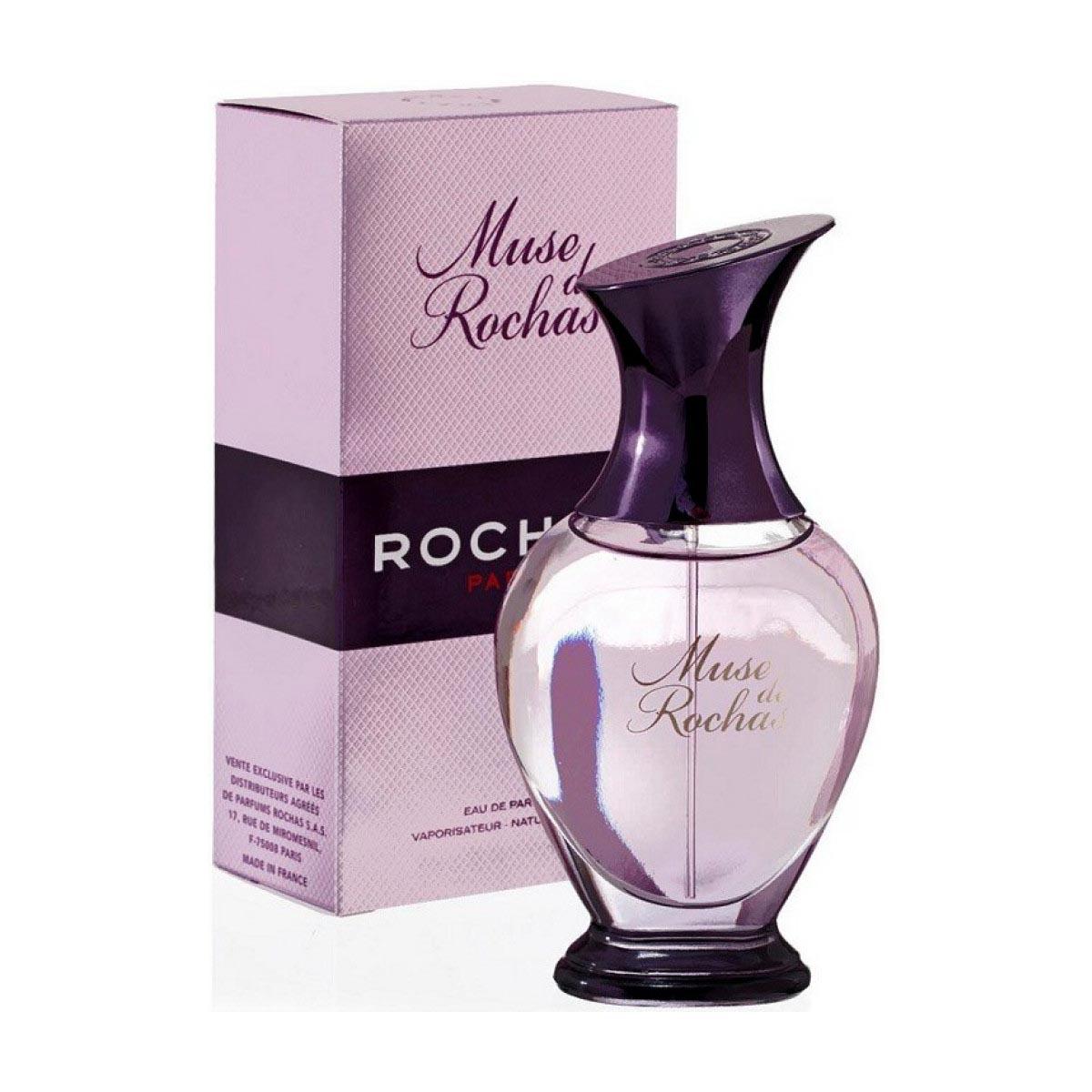 Rochas muse de rochas eau de parfum 100ml vaporizador