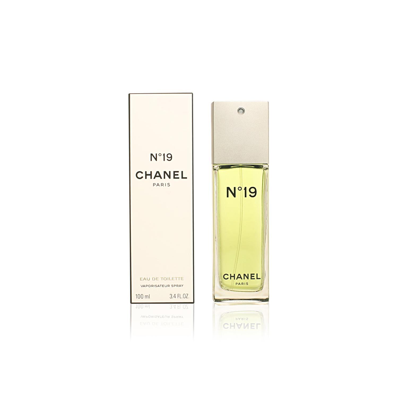 Chanel n 19 eau de toilette 100ml