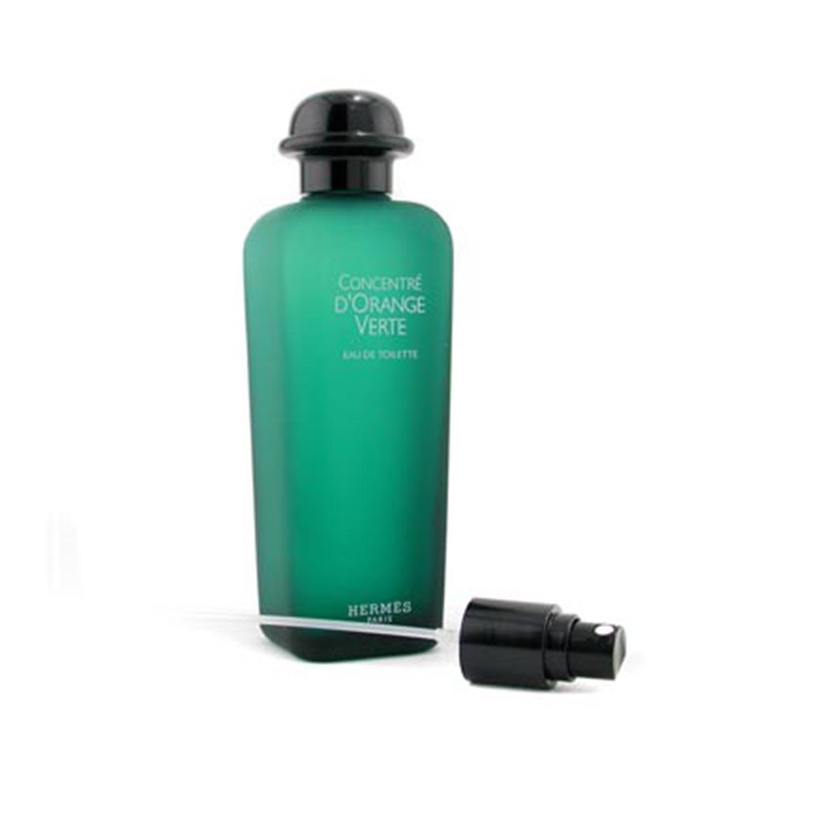 Hermes eau d orange verte concentrado eau de toilette 200ml vaporizador