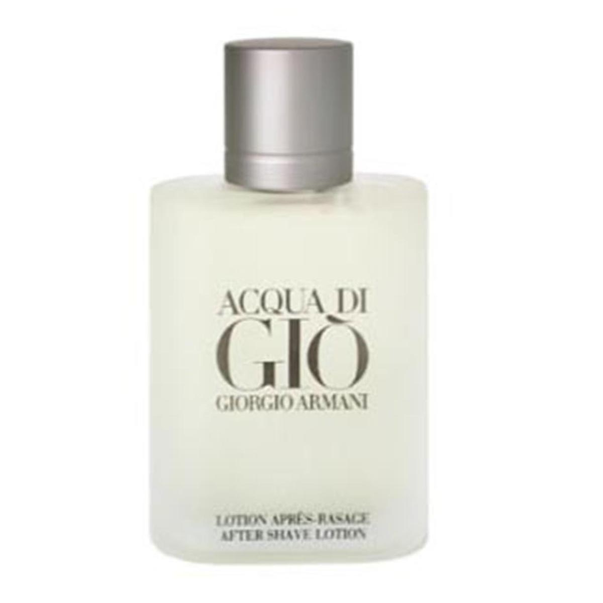 Giorgio armani acqua gio men after shave 100ml