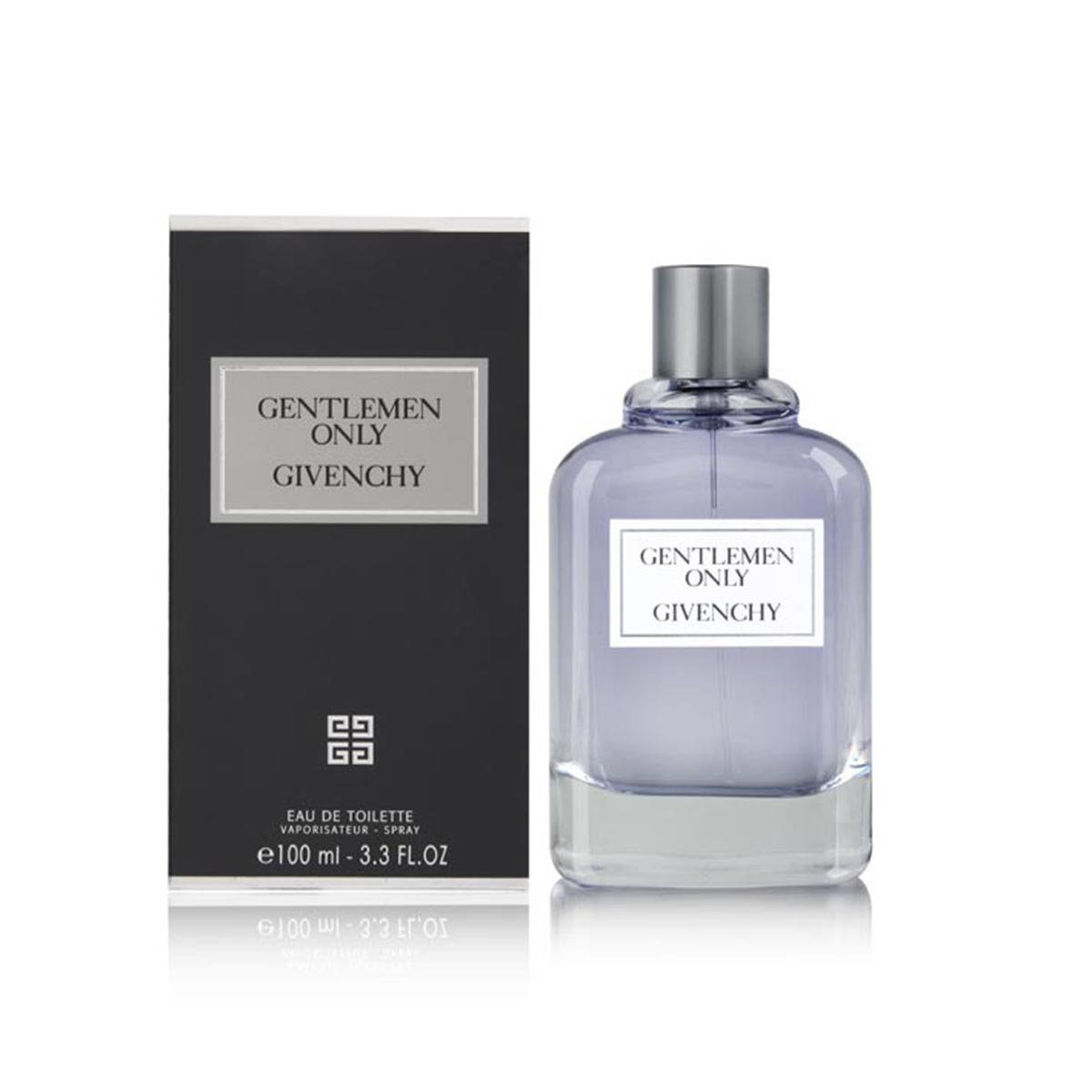 Givenchy gentleman only eau de toilette 100ml vaporizador