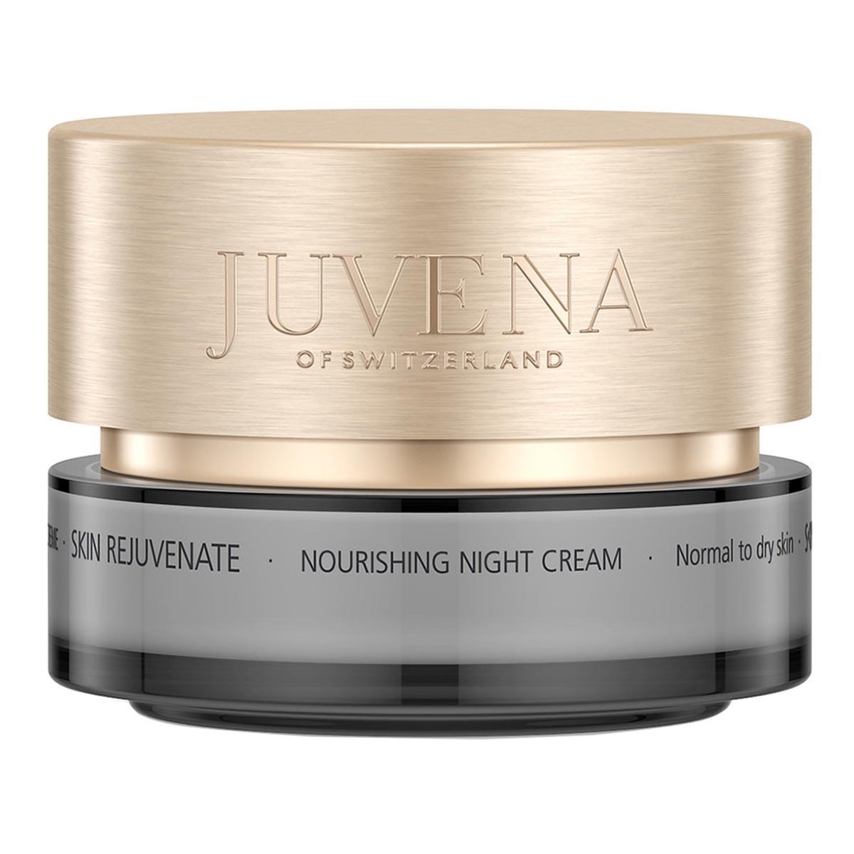Juvena rejuvenate nourishing cream night piel normal y seca 50ml