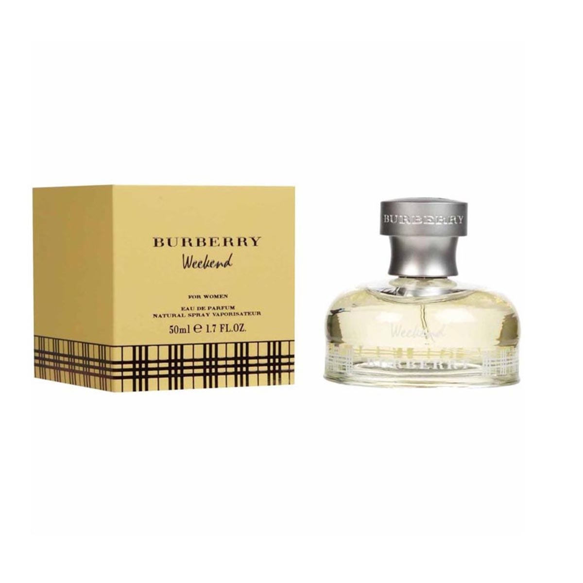 Burberry weekend eau de parfum 50ml vaporizador