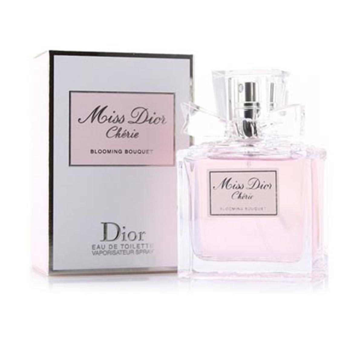 Dior miss dior blooming bouquet eau de toilette 100ml vaporizador