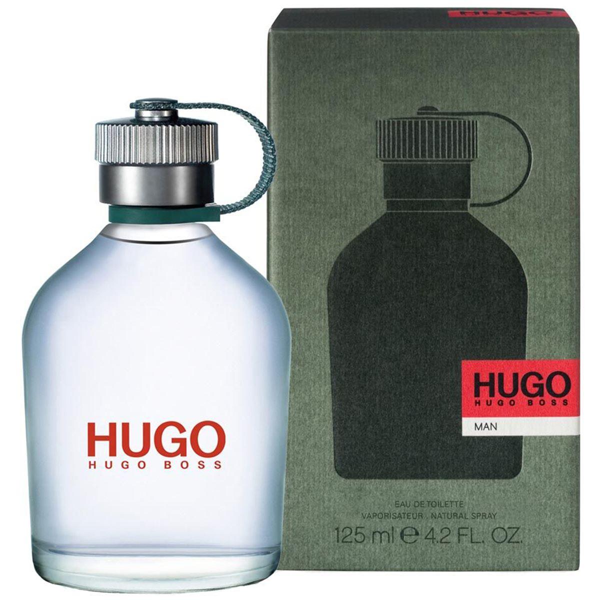 Hugo boss eau de toilette 125ml vaporizador