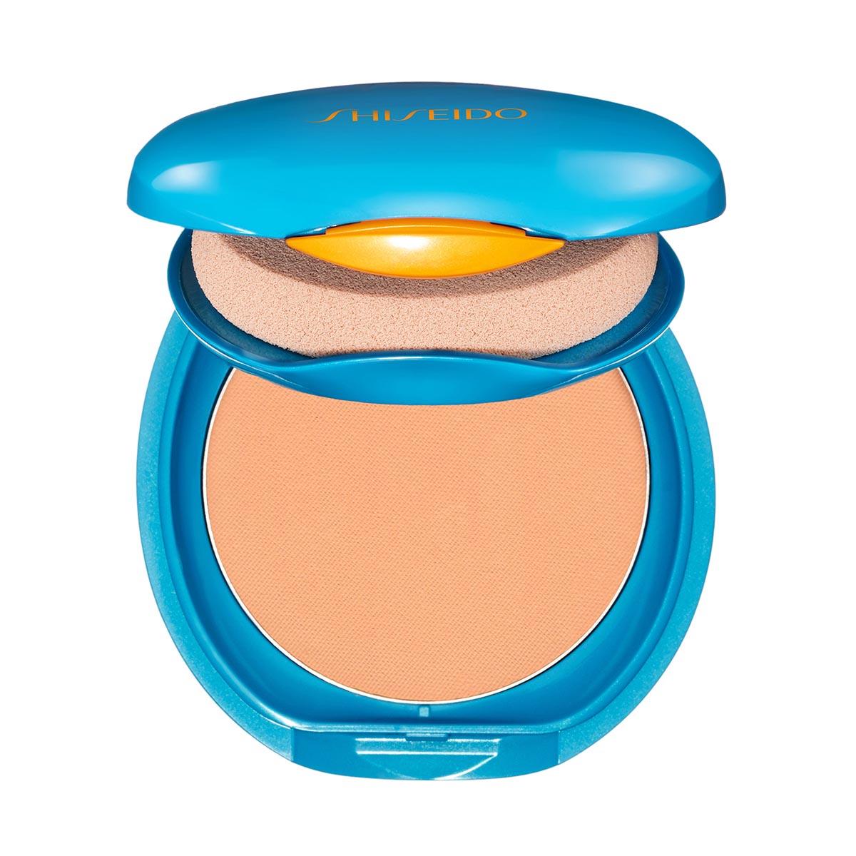 Shiseido suncare compact di spf30