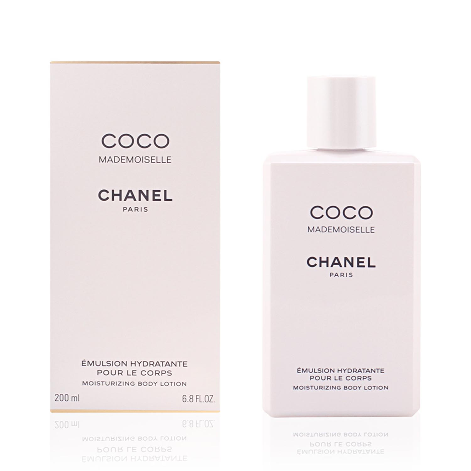 Chanel coco mademoiselle body milk 200ml
