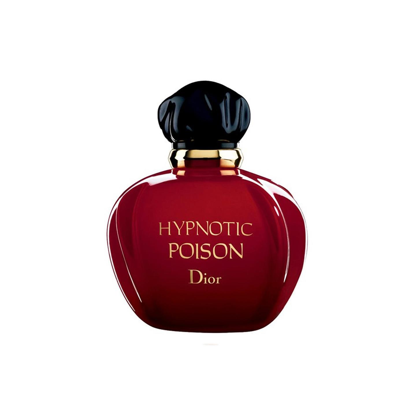 Dior poison eau de toilette 50ml vaporizador