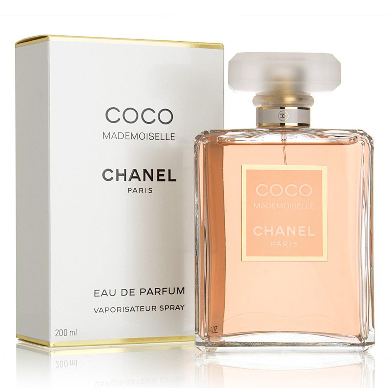 Chanel coco mademoiselle eau de parfum 200ml