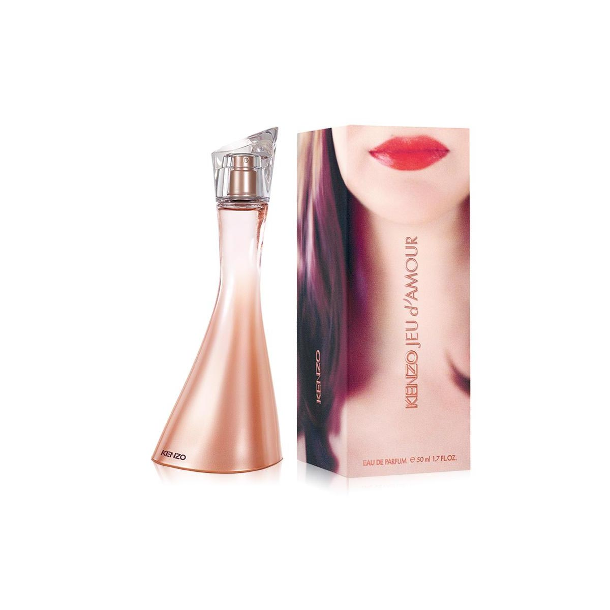 Kenzo jeu d amour eau de parfum 50ml vaporizador