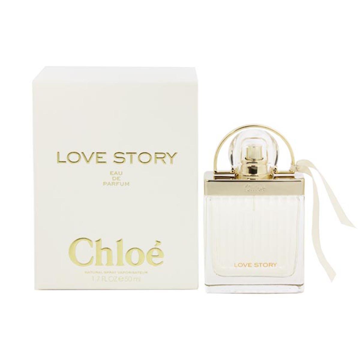 Chloe love story eau de parfum 50ml vaporizador
