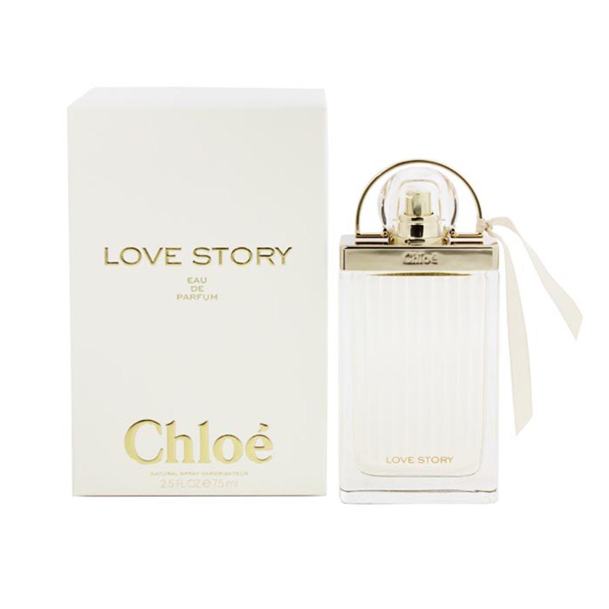 Chloe love story eau de parfum 75ml vaporizador