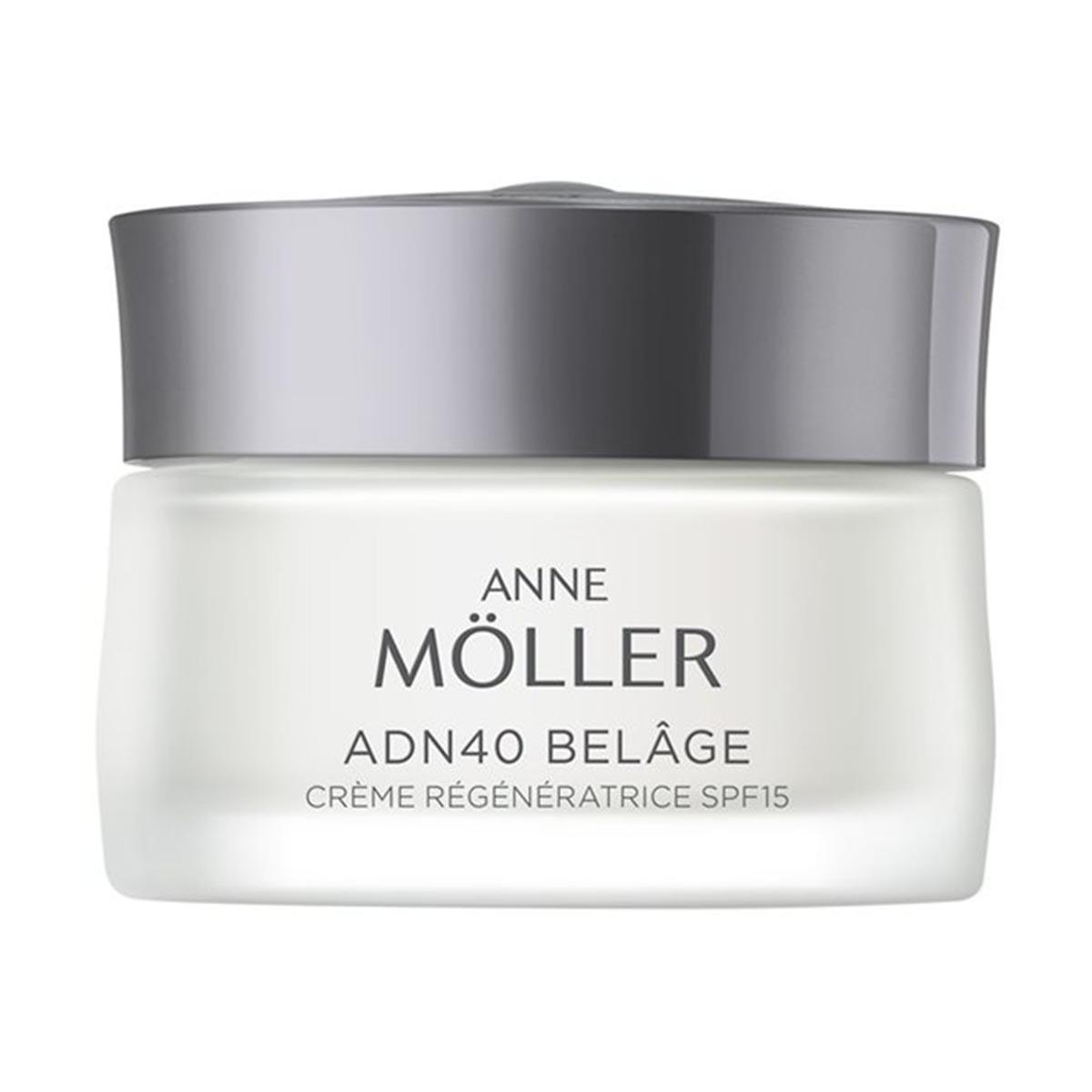 Anne moller adn40 belage creme regeneratice spf15 pieles mixtas 50ml