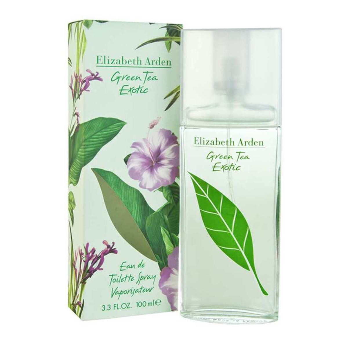 Elizabeth arden green tea exotic eau de toilette 100ml vaporizador