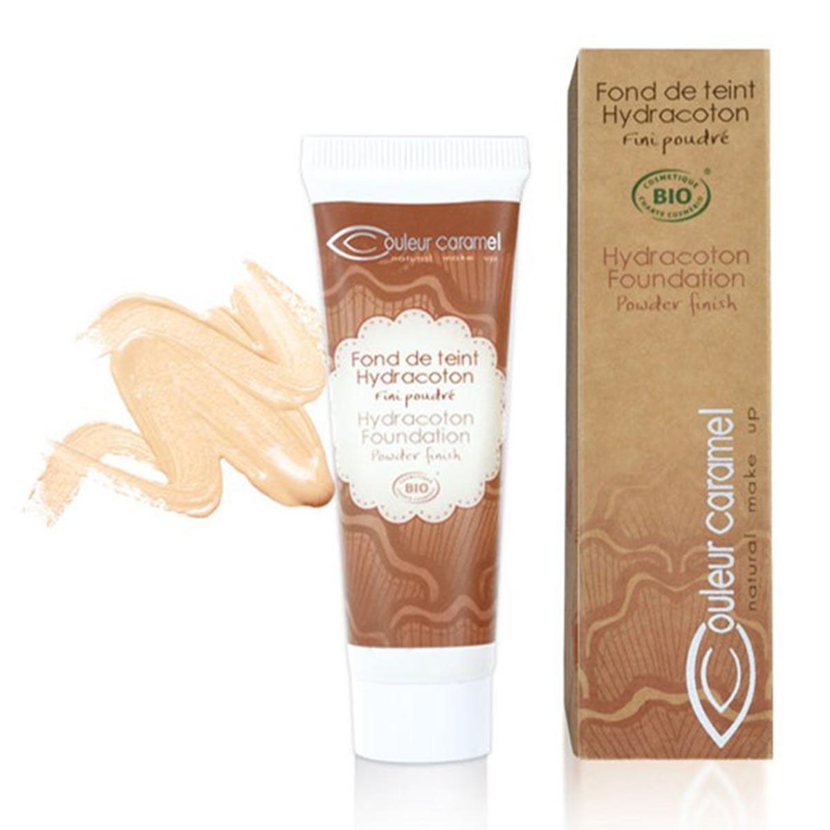 Couleur caramel fond de teint hydracoton foundation n 11 ivoire
