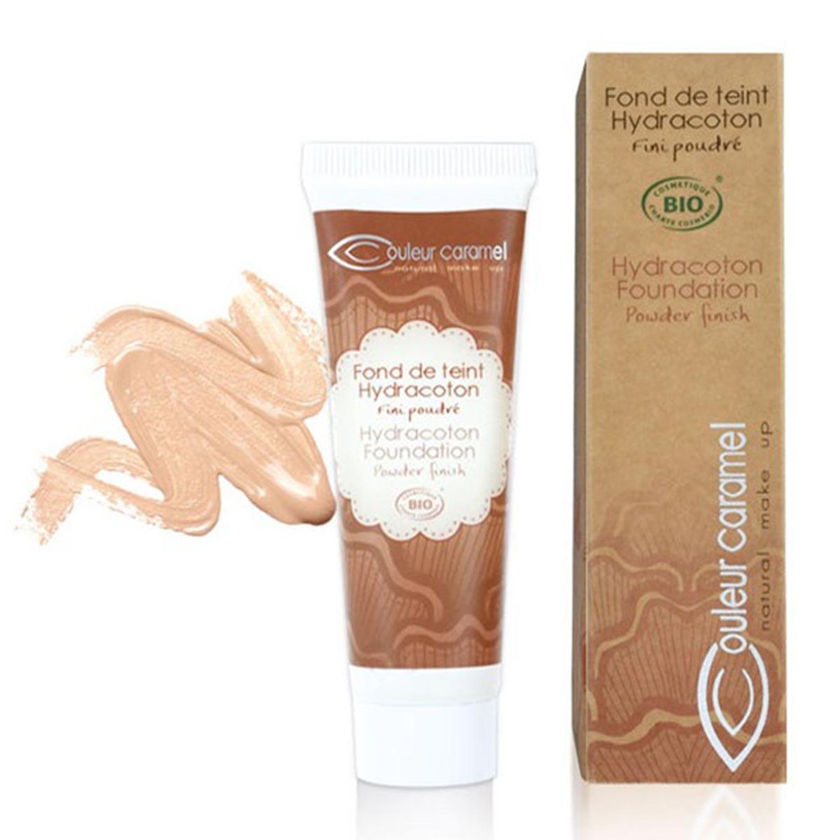 Couleur caramel fond de teint hydracoton foundation n 12 naturel