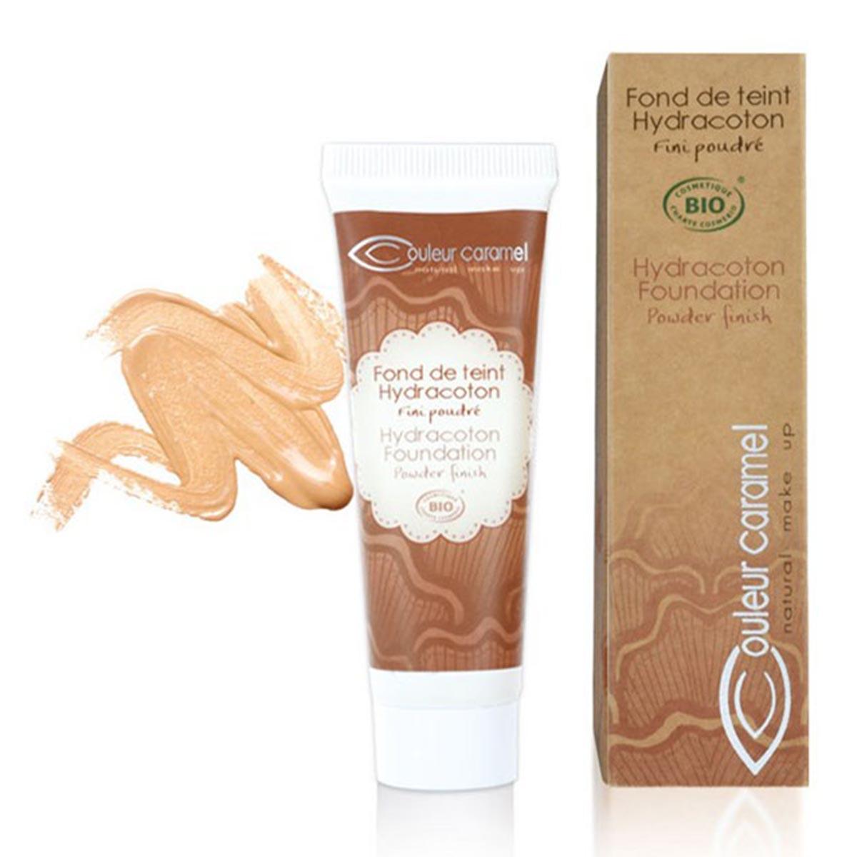 Couleur caramel fond de teint hydracoton foundation n 13 abricot