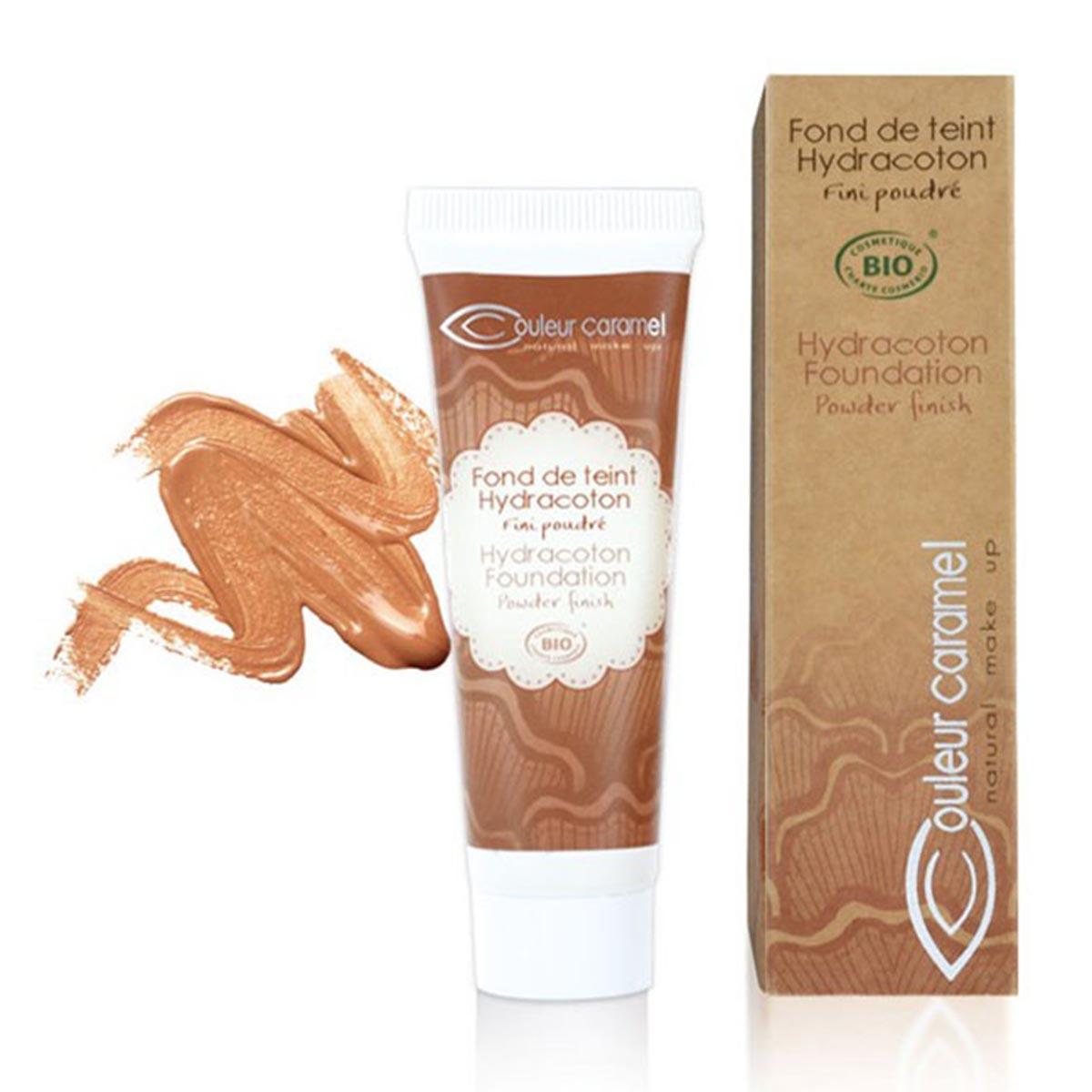 Couleur caramel fond de teint hydracoton foundation n 16 miel