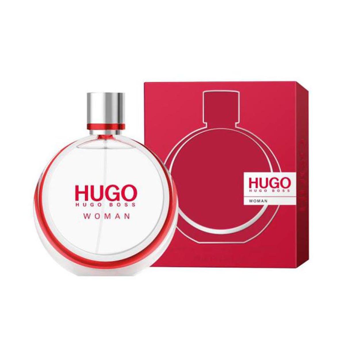 Hugo boss woman eau de parfum 75ml vaporizador