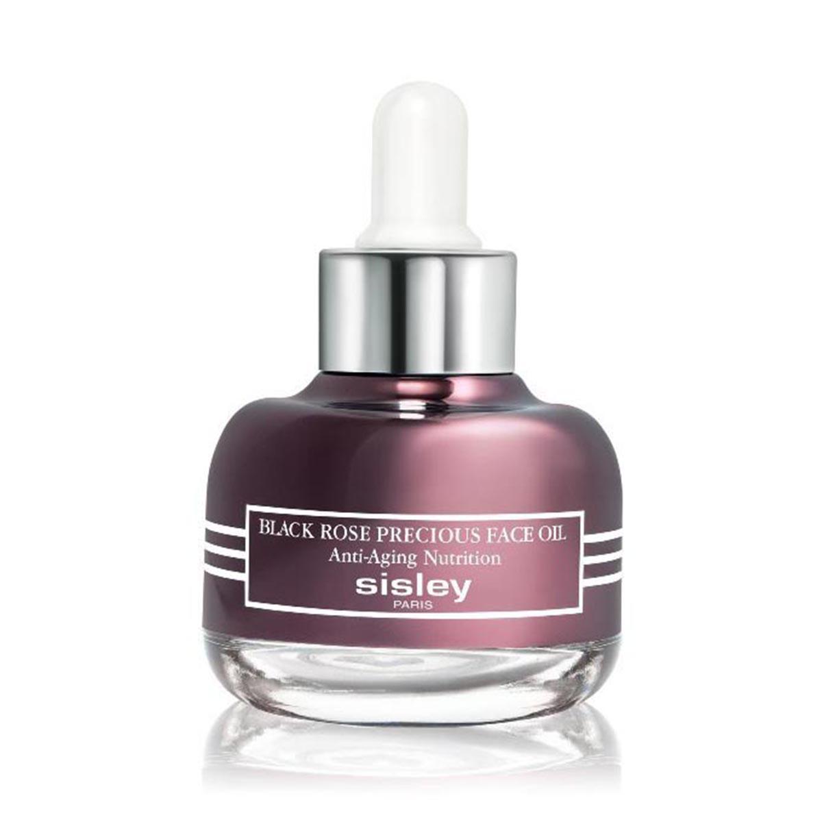 Sisley black rose precious face oil anti aging nutrition creme 25ml