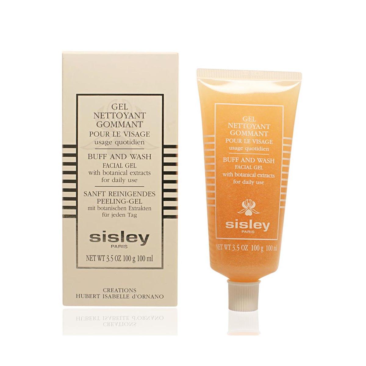 Sisley gel nettoyant gommant pour le vissage 100ml