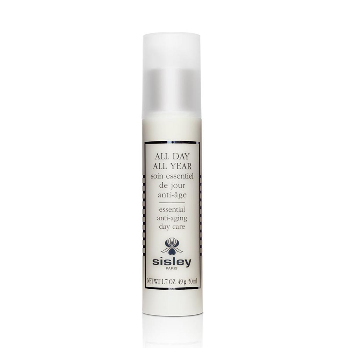 Sisley all day all year soin essentiel de jour anti age 50ml