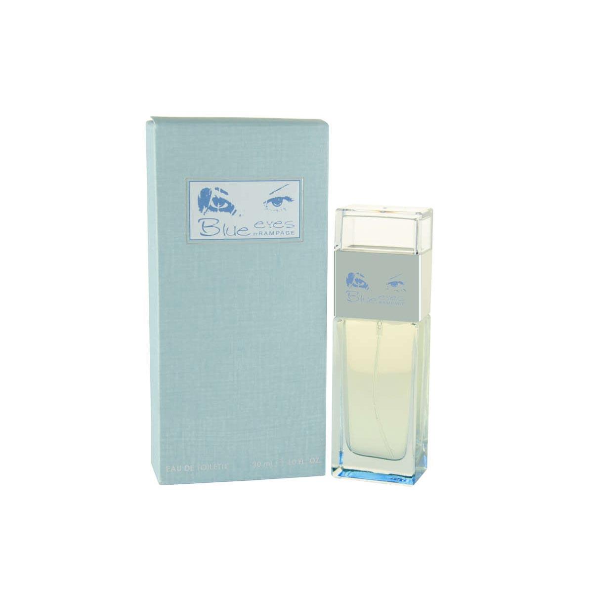 Rampage blue eyes eau de toilette 30ml vaporizador