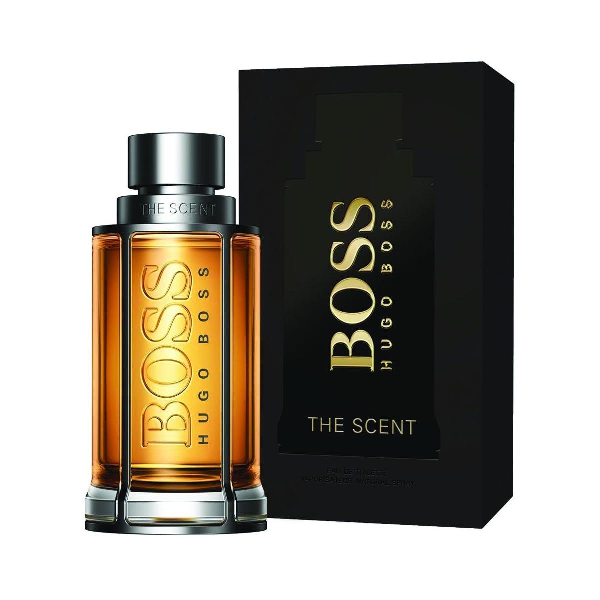 Hugo boss scent eau de toilette 50ml vaporizador