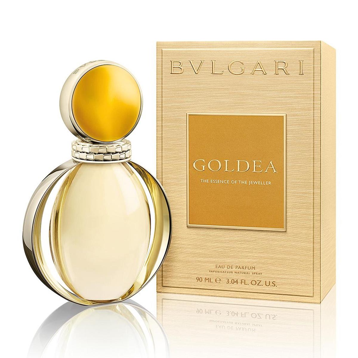 Bvlgari goldea for women eau de parfum 90ml vaporizador