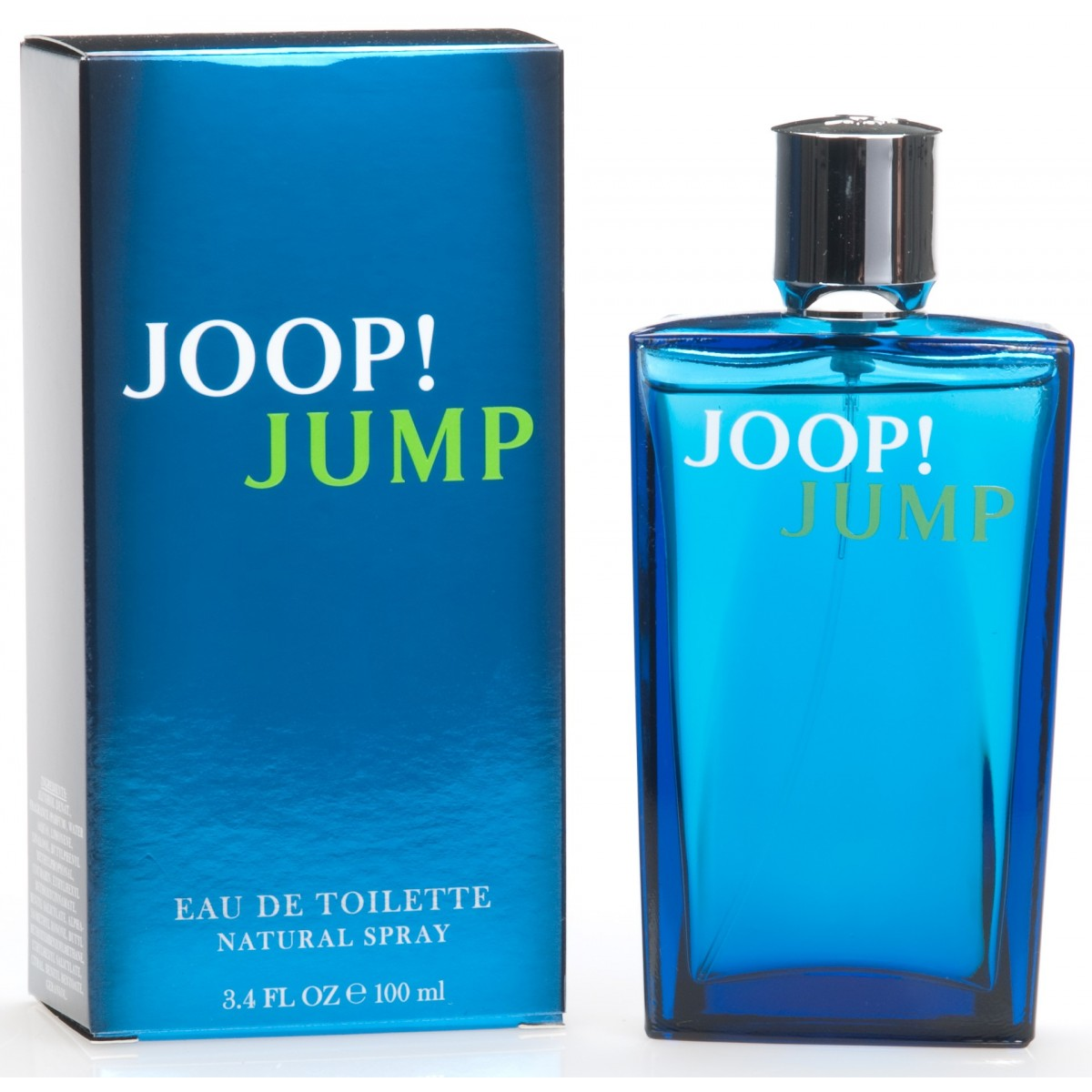 Joop jump eau de toilette 100ml vaporizador