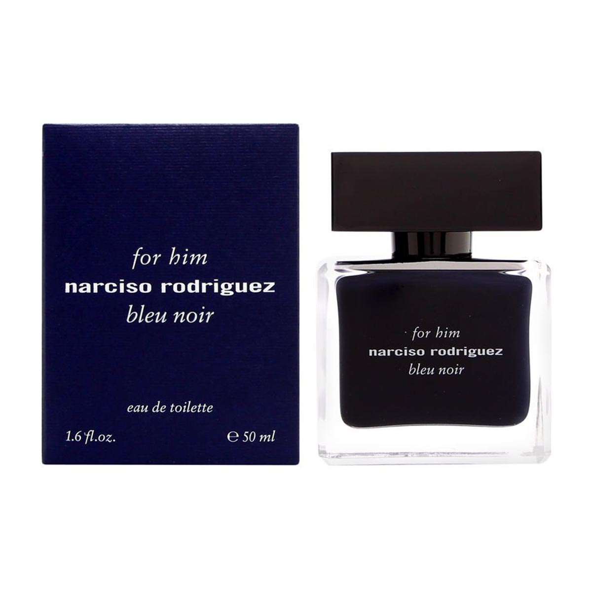 Narciso rodriguez for him bleu noir eai de toilette 50ml vaporizador