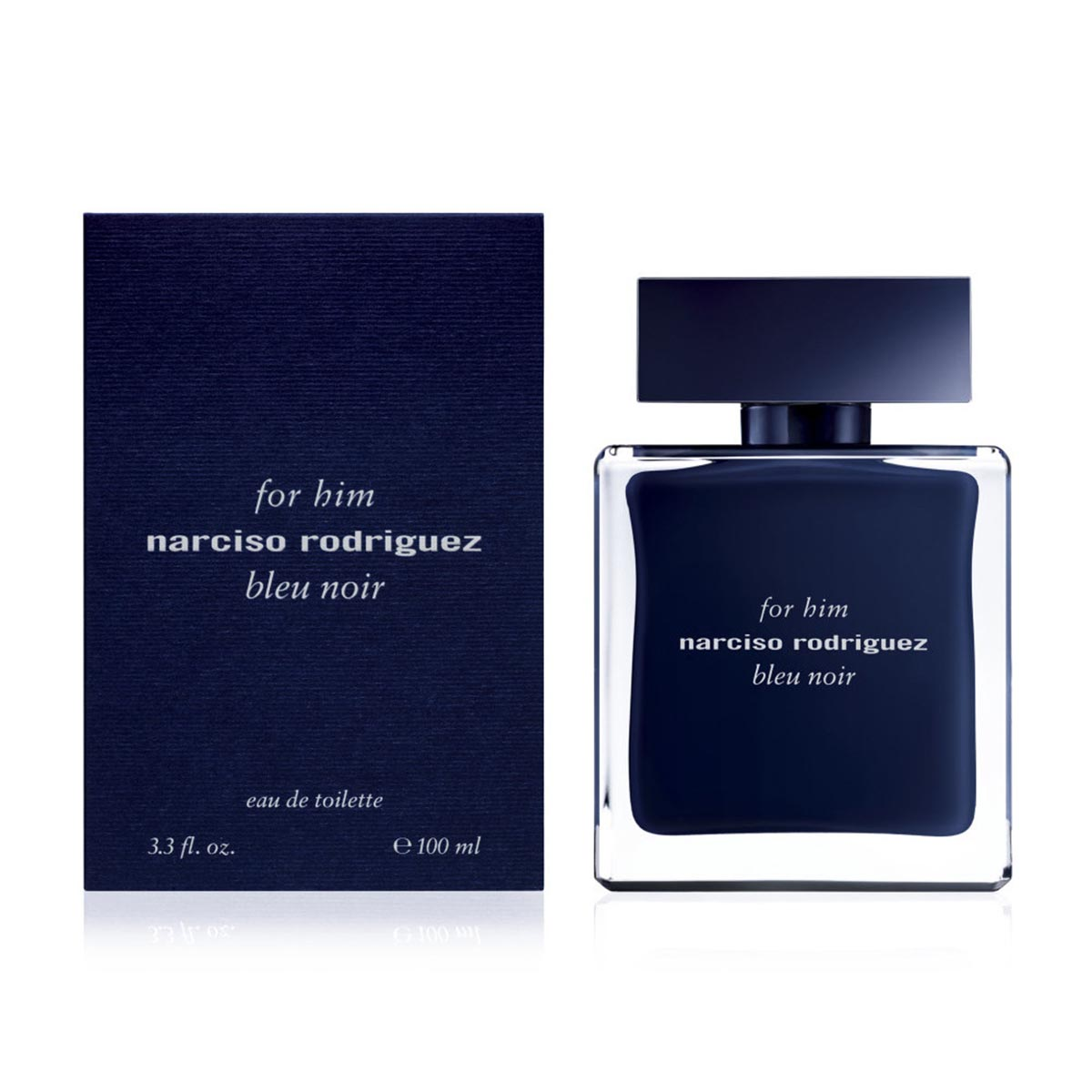 Narciso rodriguez for him bleu noir eai de toilette 100ml vaporizador