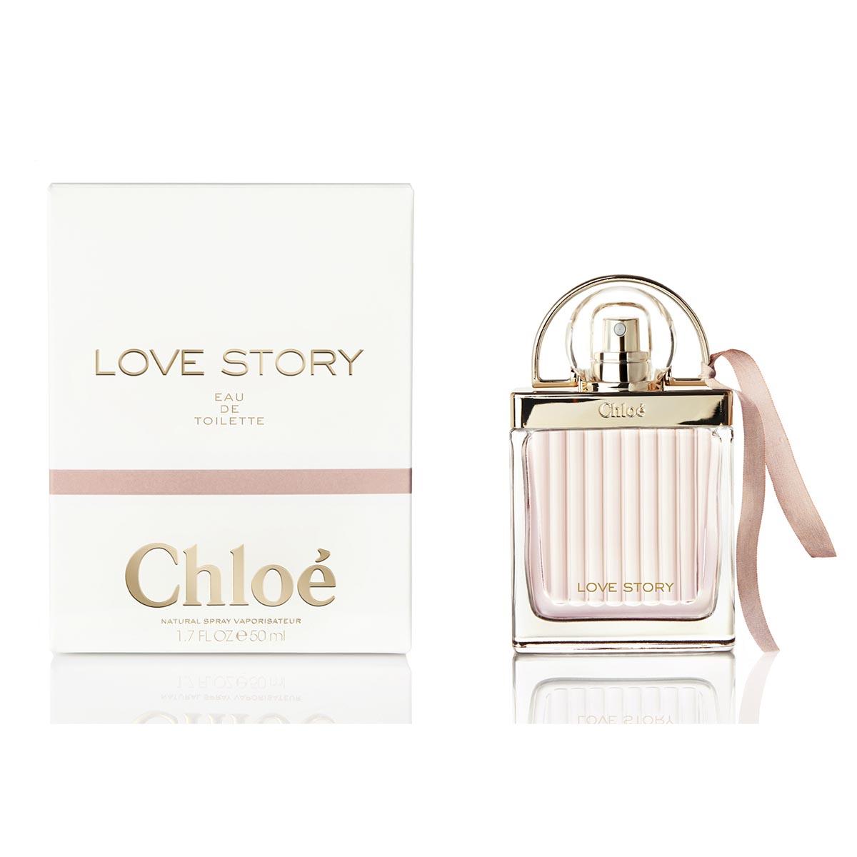 Chloe love story eau de toilette 75ml vaporizador