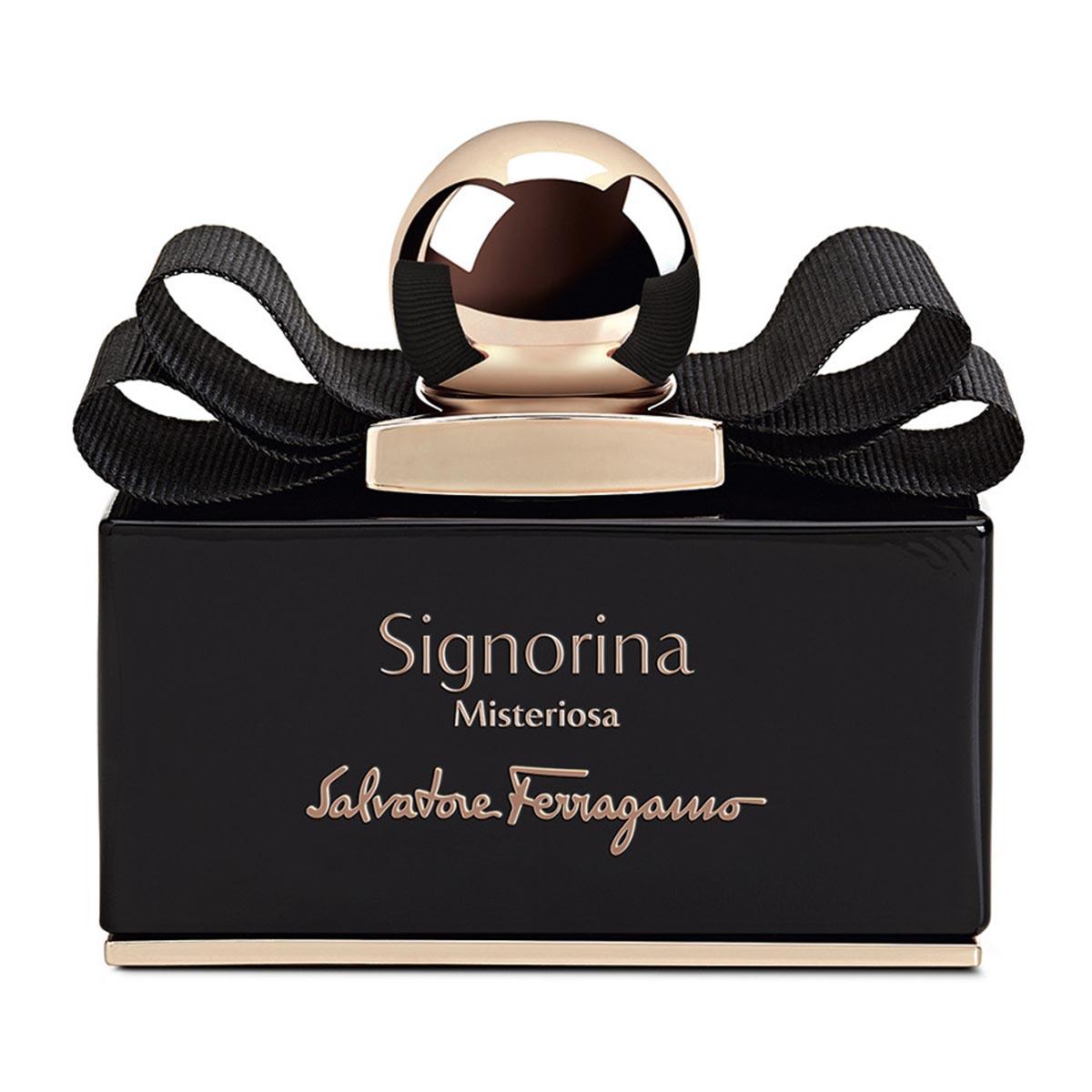 Salvatore ferragamo signorina misteriosa eau de parfum 30ml vaporizador