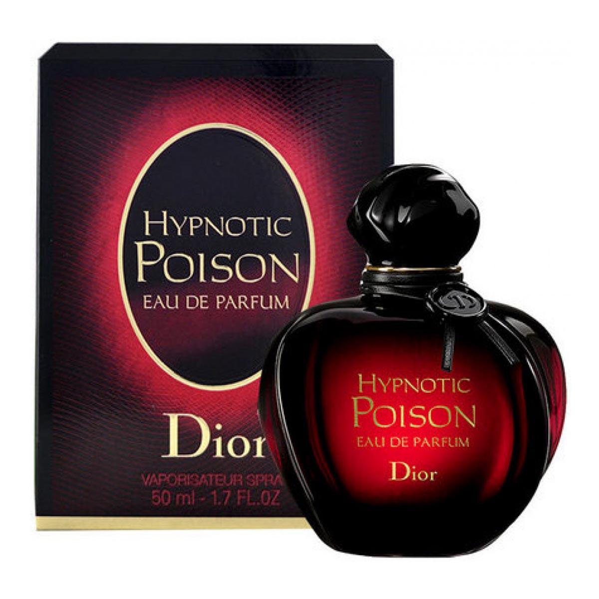 Dior hypnotic poison eau de parfum 50ml vaporizador