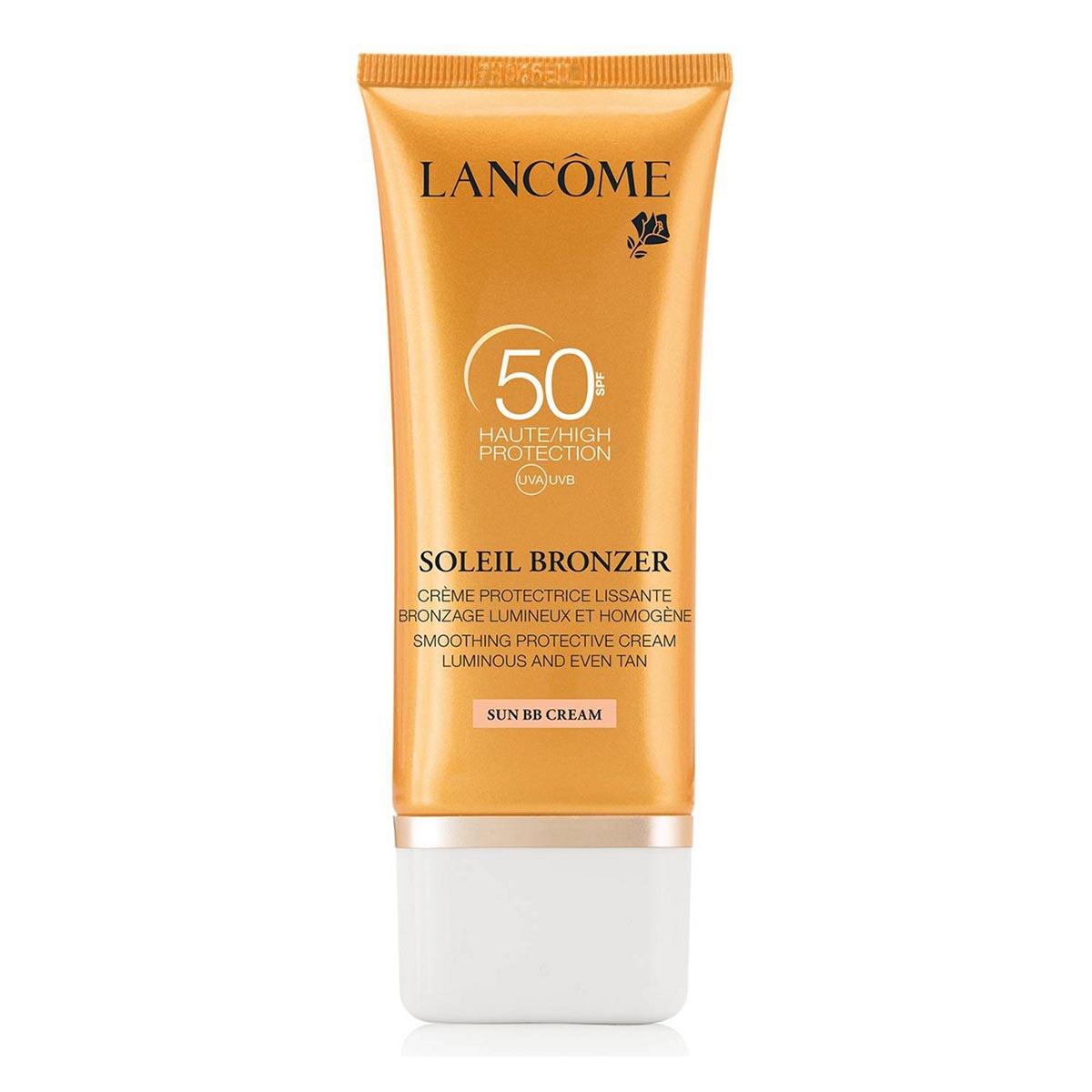Lancome soleil bronzer spf50 sun bb cream 50ml