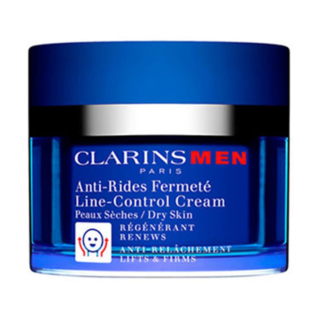 Clarins men crema anti arrugas pieles secas 50ml
