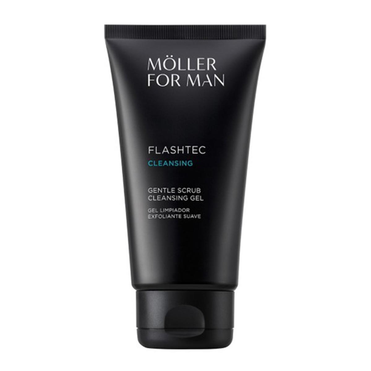 Anne moller for man flashtec cleansing gel 125ml