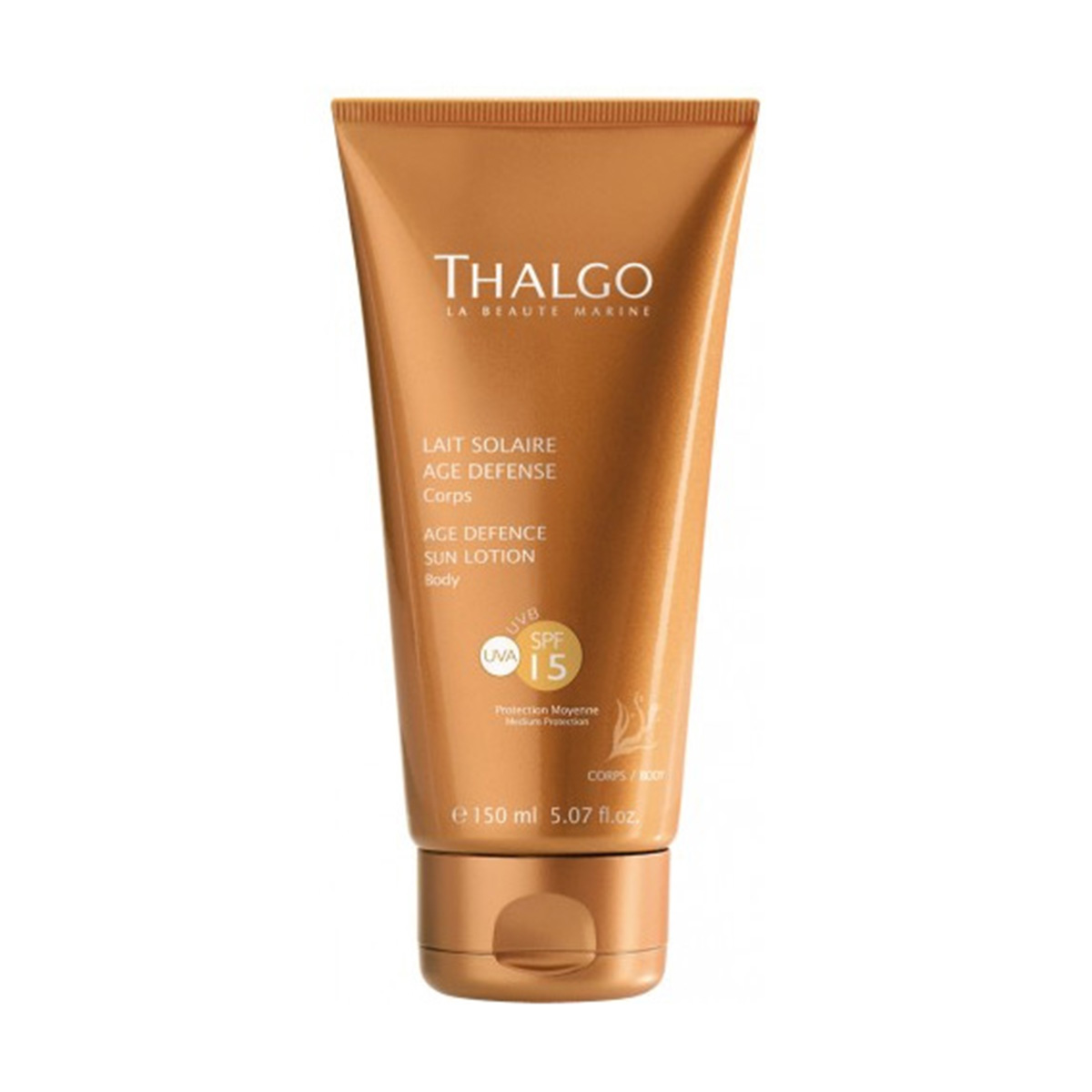 Thalgo age defense sun lotion spf15 150ml
