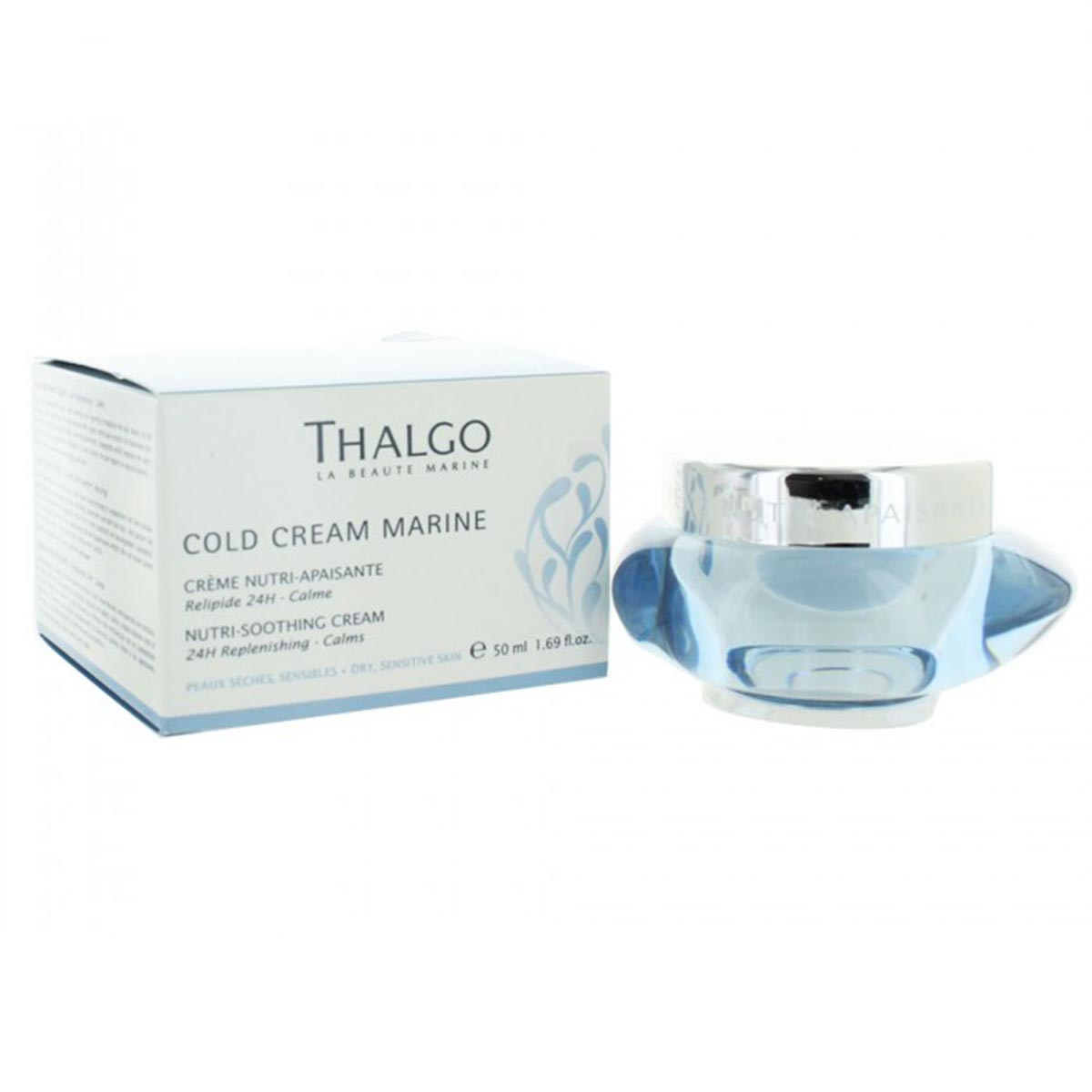 Thalgo cold cream marine nutri soothing creme 50ml