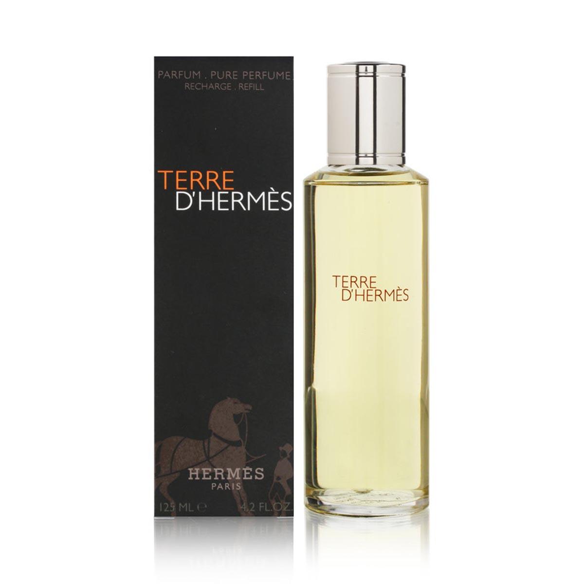 Hermes terre d hermes parfum refill 125ml